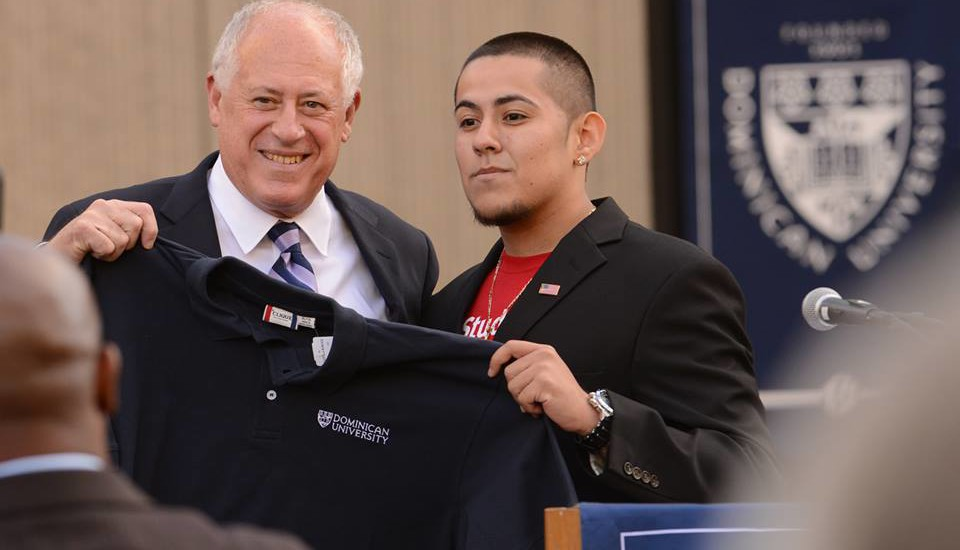 From The Back Of The Yards To Front Of The Cause: Cutberto Aguayo Sets His Mark On Student Politics