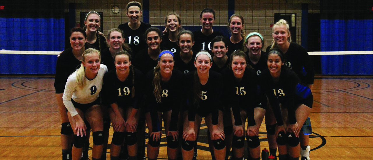 Women's Volleyball Sets Off 2016
