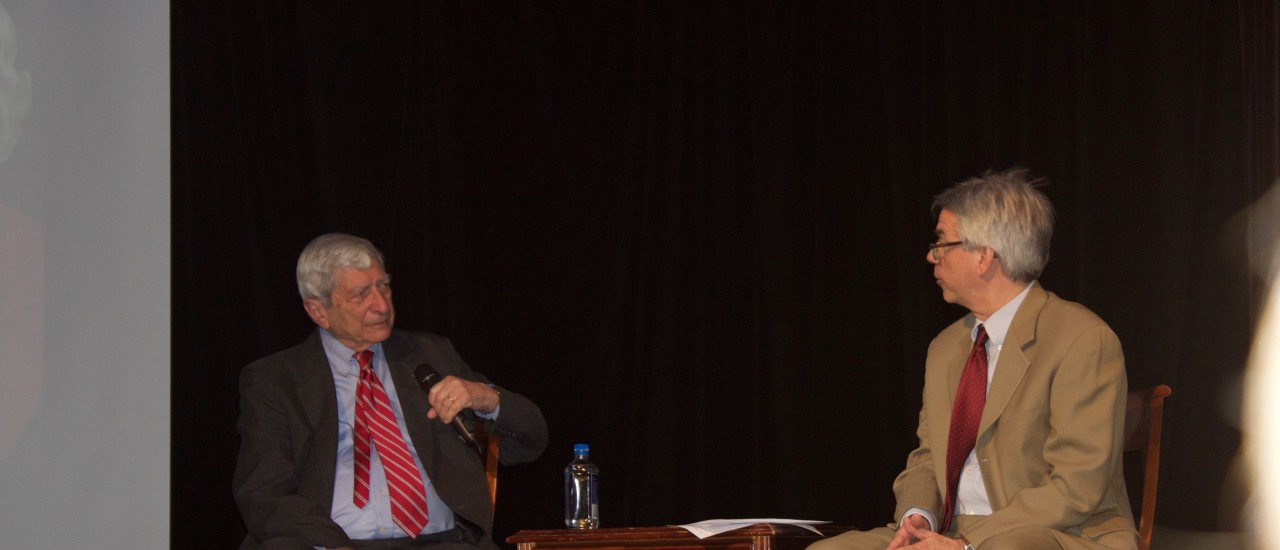 Renowned Foreign Correspondent Visits Dominican To Launch Geyer Initiative