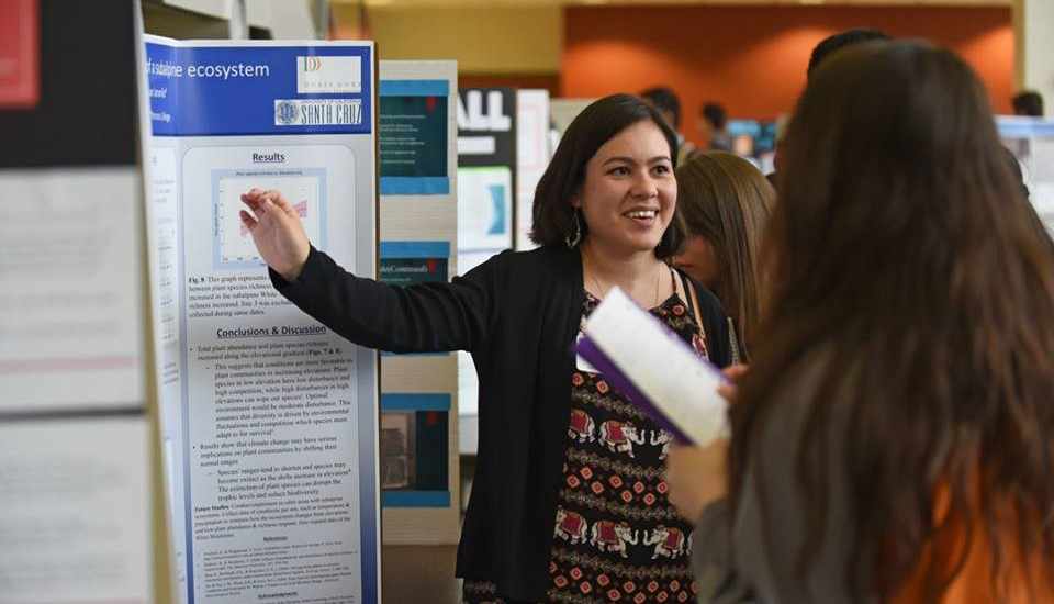 Students Showcase Work At URSCI